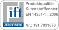 ift zertifizierte Kunststofffenster